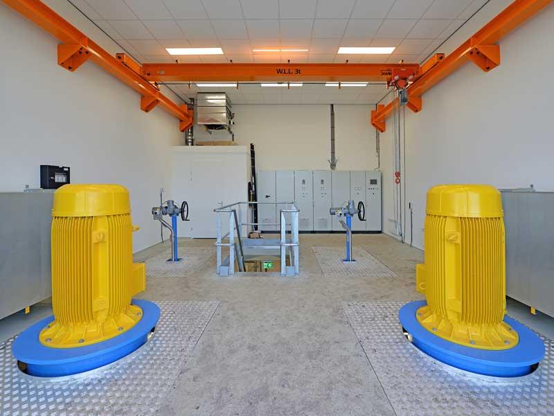 bergweg-zuid-pumping-station