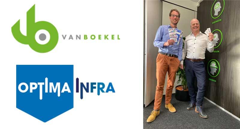 InfraTech Deutsland Van Boekel Optima Infra