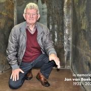 In Memoriam Jan van Boekel 1933 - 2020