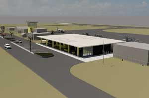 Sint Eustatius Vliegveld Van Boekel
