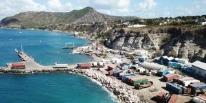 Van Boekel Caribbean luchtfoto