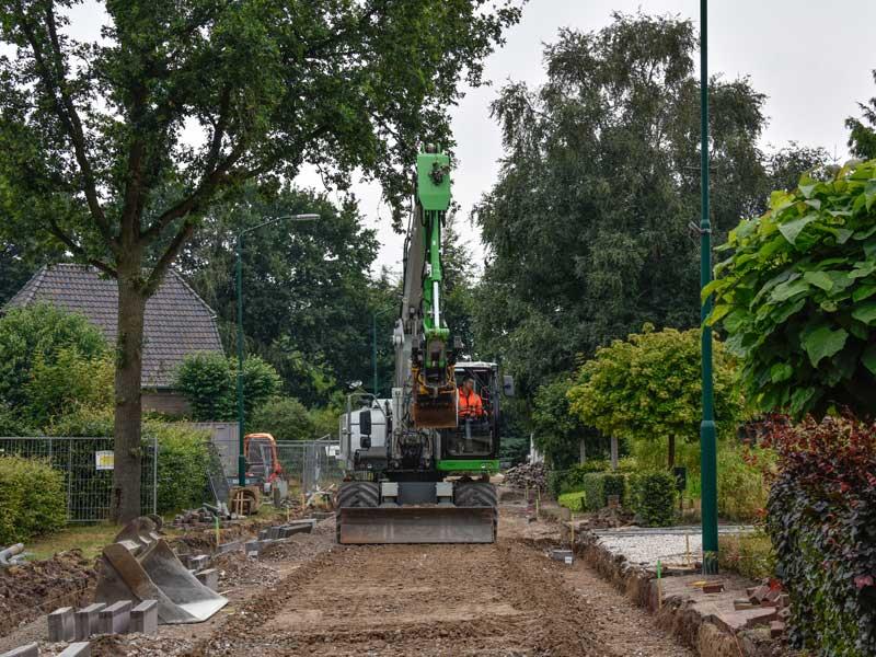 Velp Bronkhorstweg Grave van Boekel Regionaal