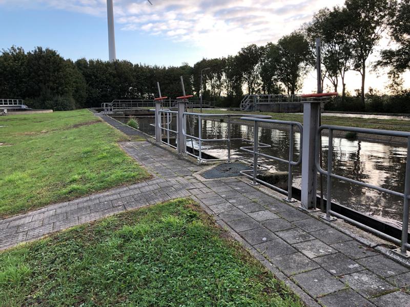 Van Boekel RWZI Dinteloord capaciteitsuitbreiding