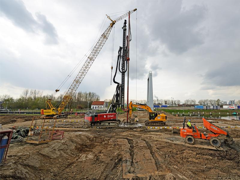 Van Boekel Waterschap Brabantse Delta Sluis Roode Vaart