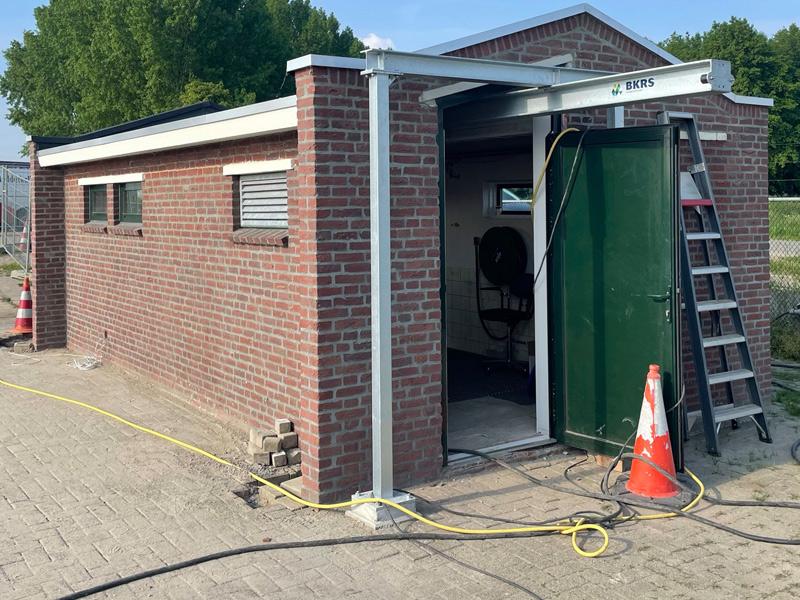 Van Boekel Project ANDO Waterschap Brabantse Delta Armendijk