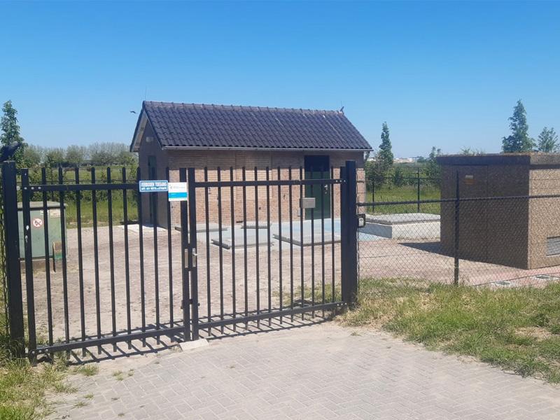 Van Boekel Project ANDO Waterschap Brabantse Delta Dinteloord